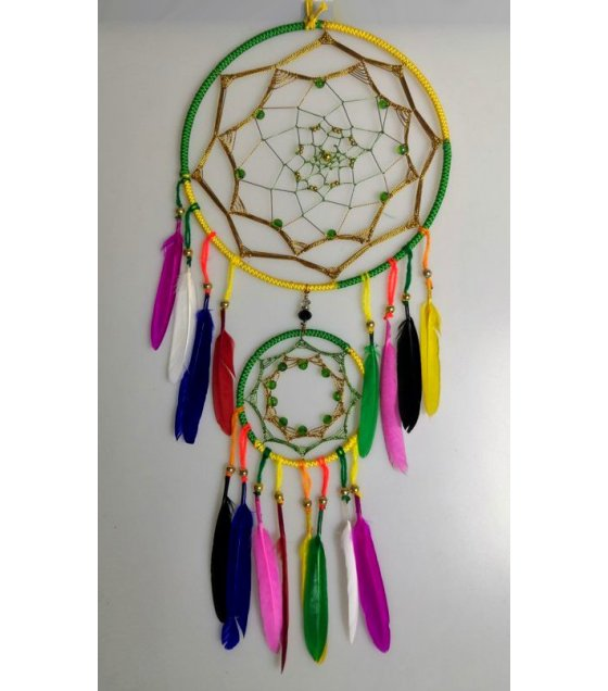DCH007 - Handmade Dreamcatcher Ornament