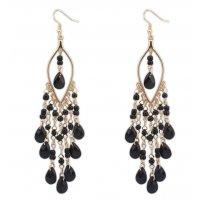 E1031 - Bohemian tassel Drop earrings
