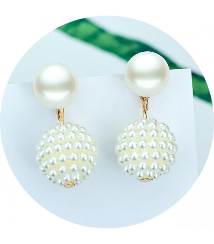 E1157 - Elegant Pearl Earrings