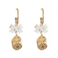 E1159 - Hollow Square Earrings