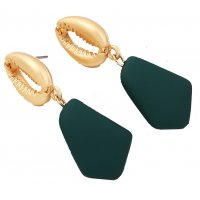 E1216 - Simple Drop Earrings