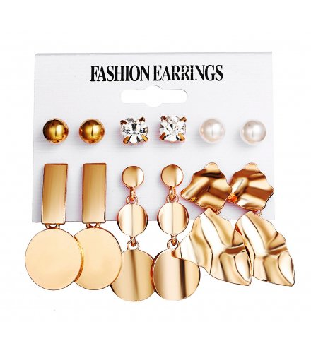 E1244 - Elegant Fashion Earring Set