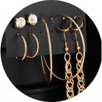 E1252 - Drop Earring Set