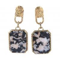 E1289 - Leopard Stud Earrings