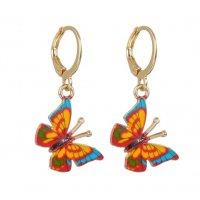 E1300 - Cute butterfly earrings