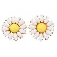 E369 - Floral Earring