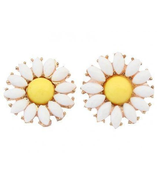 E369 - Floral Earring