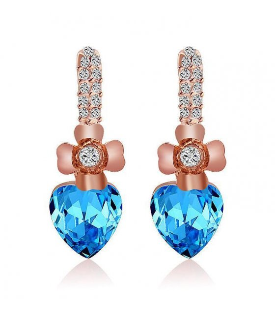 E507 - European Crystal Earrings