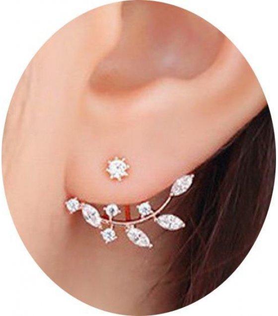 E624 - Diamond Earrings