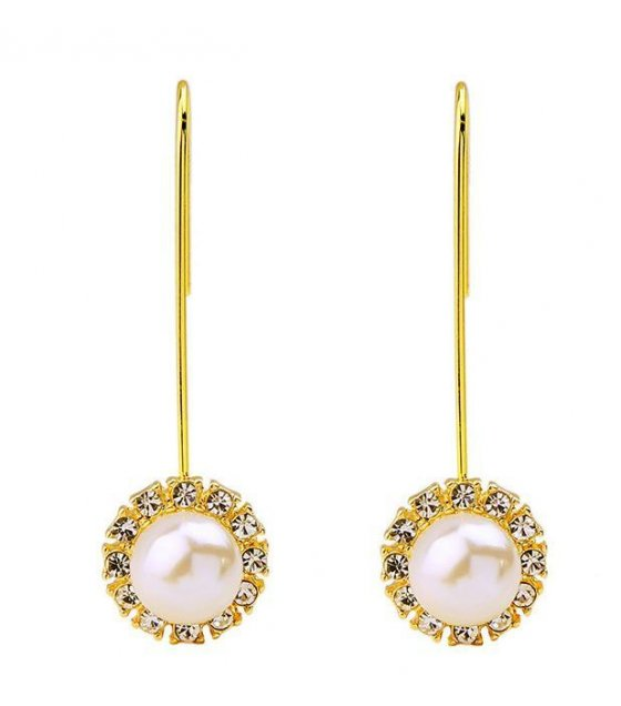 E665 - Simple and elegant alloy earings
