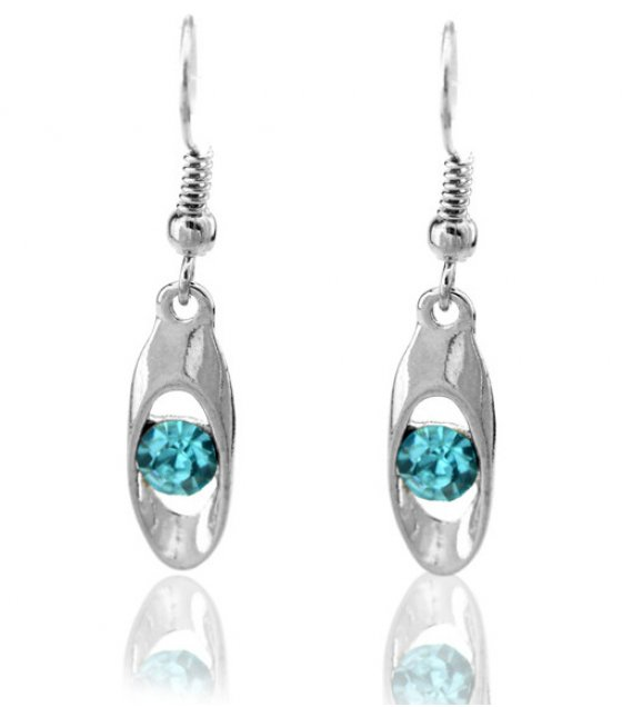 E789 - Austrian crystal your world earrings