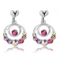 E791 - High-end colorful Earrings