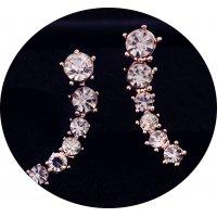 E799 - Diamond drill Earrings