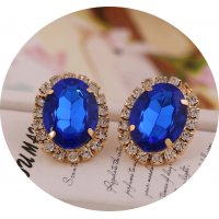E832 - Water Drop Earrings