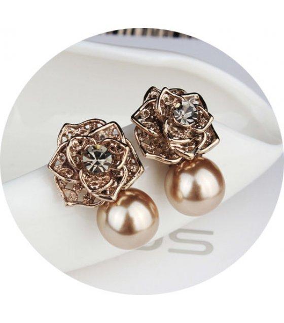E886 - Korean temperament earrings