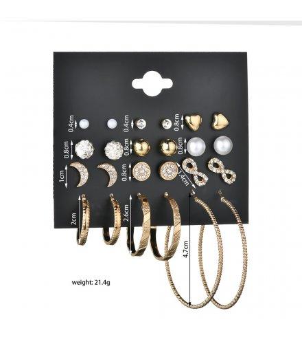 E903 - 8 Word Earring Set