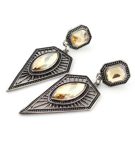 E915 - Vintage ethnic earrings