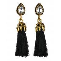 E930 - Small tassel earrings