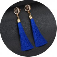 E948 - Tassel long earrings