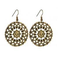 E953 - Bohemian alloy exaggerated earrings