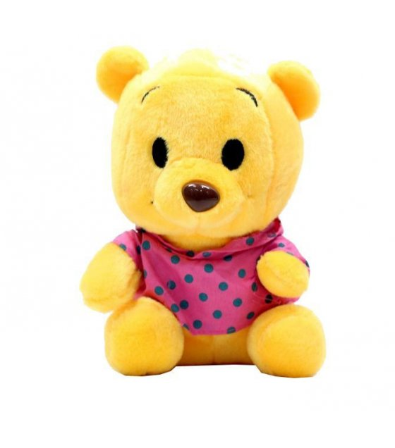 GC006 - Pink Cute Pooh Teddy Gift