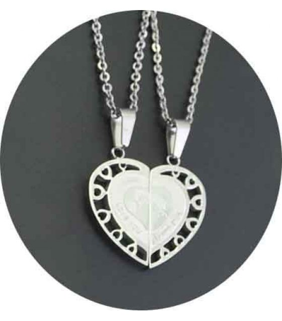 GC019 - Heart Pendant Lovers Choice