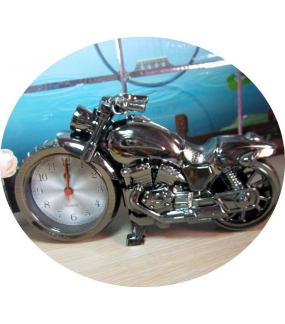 GC054 - Creative Motorcycle modeling alarm clock