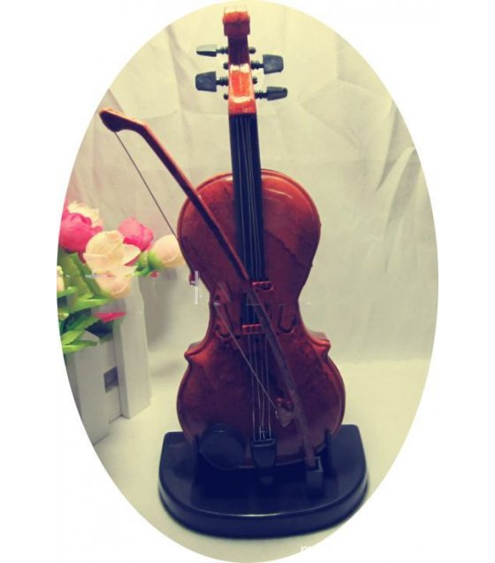 GC057 - Lovely violin music box