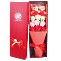 GC164 - Teddy & Rose Box