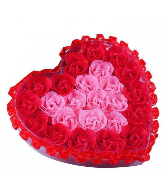 GC165 - Scented Roses Heart