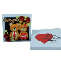 GCH057 - Cute Teddy Valentines Gift Card