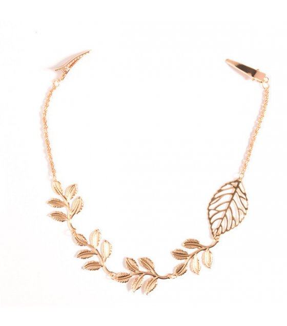 HA078 - Korean leaves hairpin