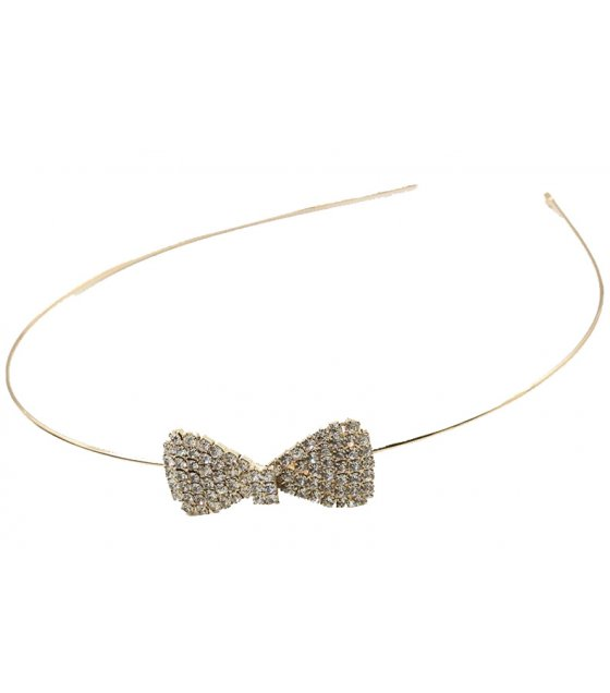 HA084 - Cute bow hairpin