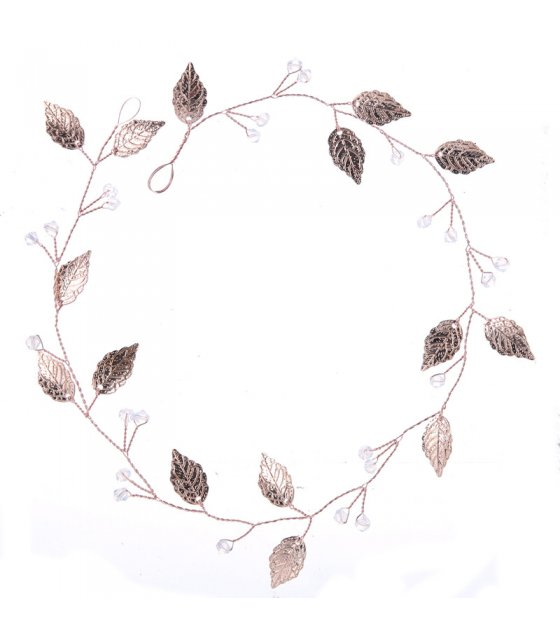 HA085 - Handmade bridal tiara hair band