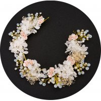 HA093 - Handmade Bridal Hairband