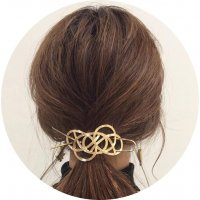 HA123 - Japanese retro ponytail hair pin