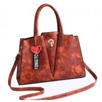 H1011 - Stylish Fashion Casual Handbag