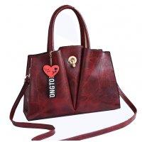 H1014 - Stylish Fashion Casual Handbag