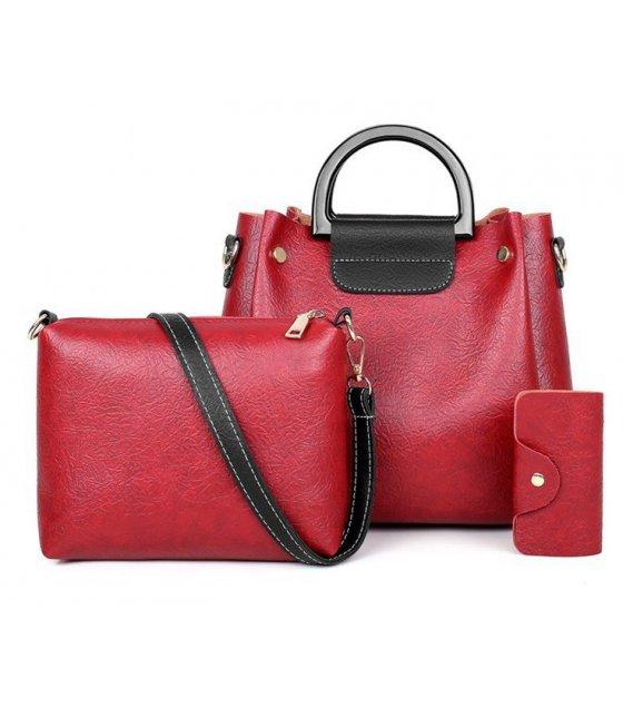 H1020 - Spring Fashion Messenger Bag Set