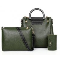 H1021 - Spring Fashion Messenger Bag Set