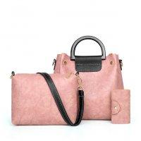 H1022 - Spring Fashion Messenger Bag Set