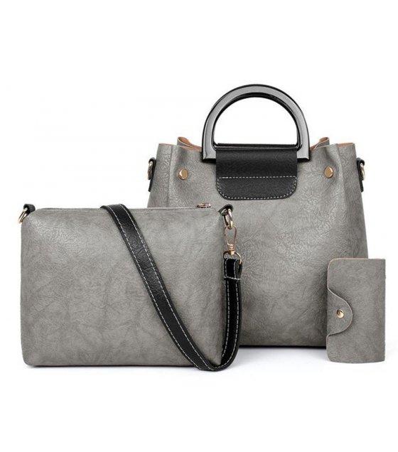 H1023 - Spring Fashion Messenger Bag Set