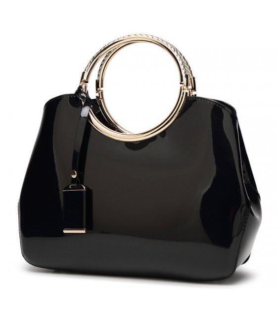 H1036 - Stylish Luxury Messenger Handbag