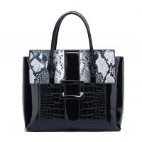 H1037 - Luxury Glossy Shoulder Bag