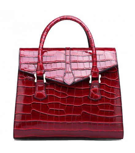H1040 - European Crocodile pattern ladies handbags