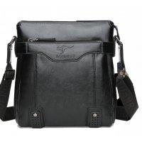 H1055 - Kangaroo Men's Diagonal Casual Shoulder Bag