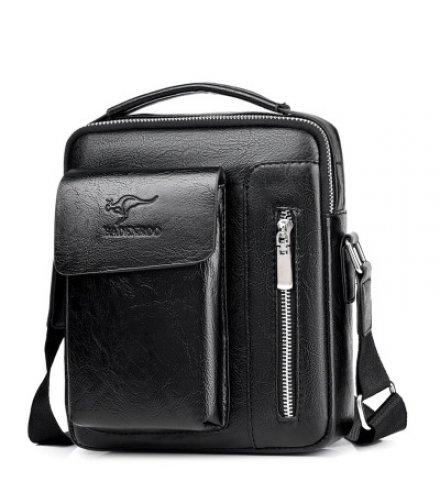H1060 - Retro men's shoulder bag