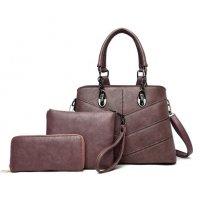 H1073 - Summer Three Piece Handbag Set