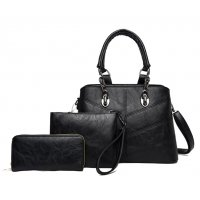 H1074 - Summer Three Piece Handbag Set