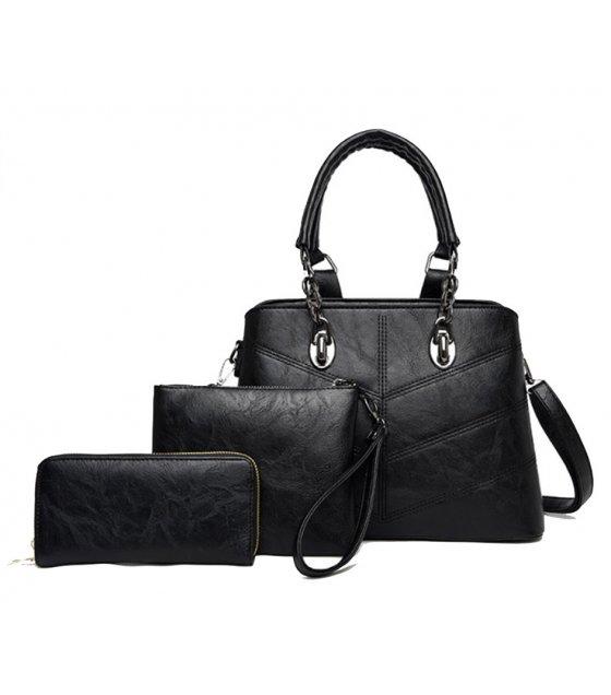 H1074 - Summer Three Piece Handbag Set
